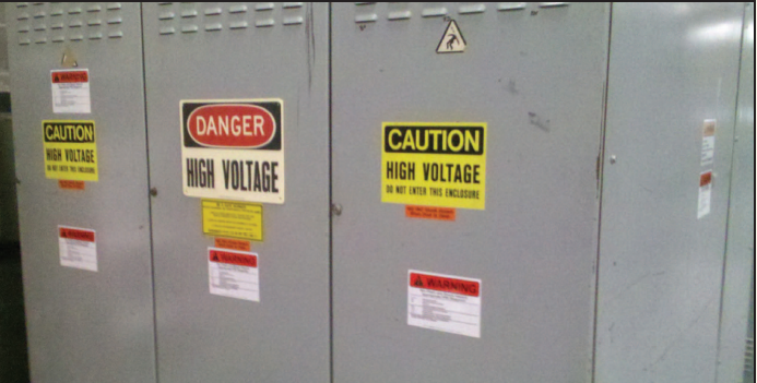 Arc flash labeling guidelines | Electric Arc on electrical panel identification, electrical panel box labels, electrical circuit panel, electrical panel breakers,