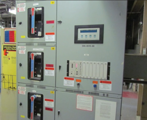 switchgear maintenance settings group protective scheme
